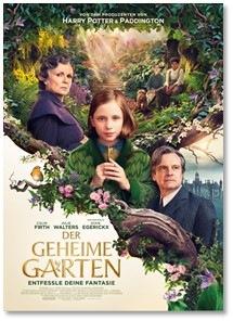 Gewinnspiel – Der geheime Garten