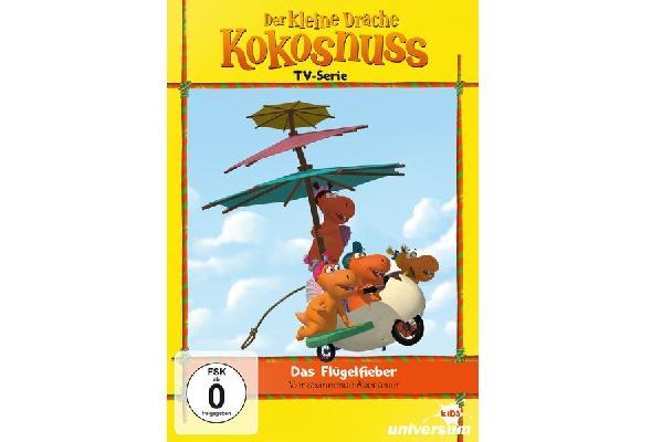 Der kleine Drache Kokosnuss Gewinnspiel - Gewinnspiel: Der kleine Drache Kokosnuss DVD 4