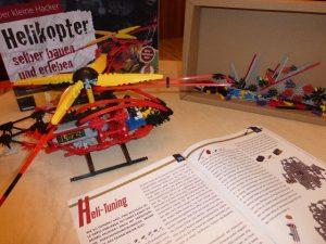gewinnspiel der kleine hacker helikopter selber bauen. Black Bedroom Furniture Sets. Home Design Ideas