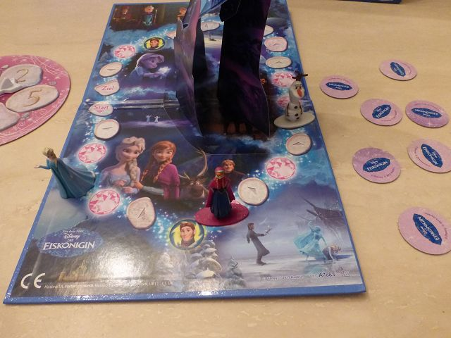 Der magische Eisfels Hasbro 8 - Rezension: Die Eiskönigin - Der magische Eisfels von Hasbro