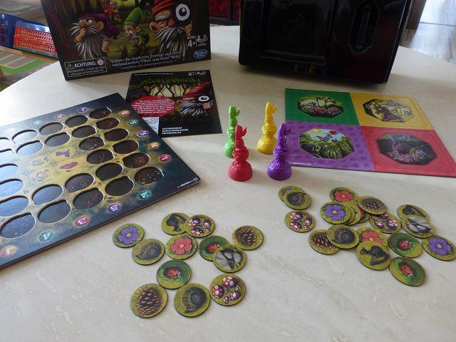 Der magische Zwergenwald 2 - Rezension: Der magische Zwergenwald von Hasbro