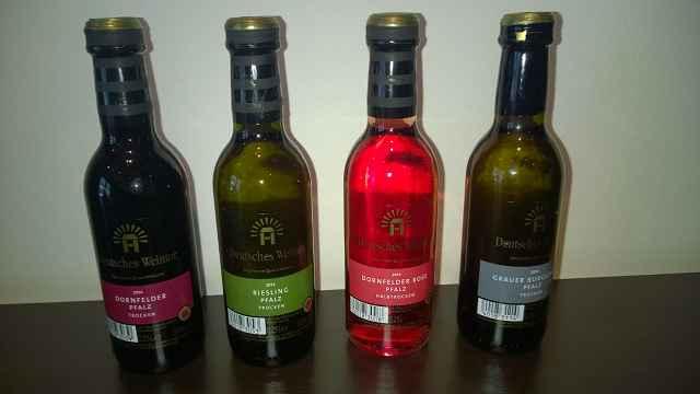 Deutsches Weintor 1 - Produkttester gesucht: Deutsches Weintor Weinprobe