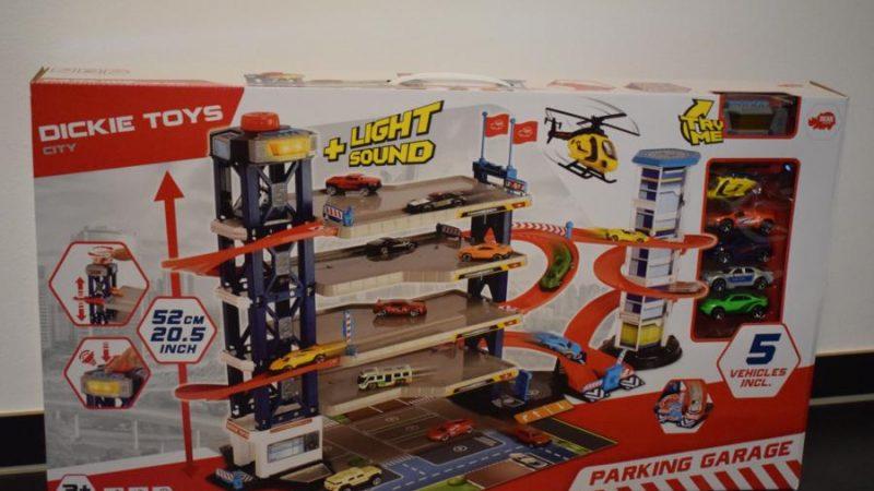 Parkgarage von Dickie Toys