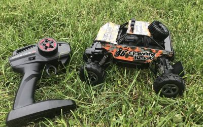 Dickie Toys RC Crawling Beast im Test