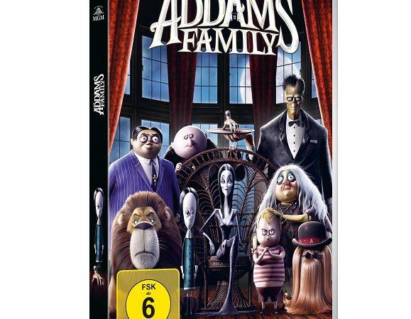 Gewinnspiel: Die Addams Family