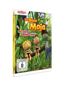 Die Biene Maja 2 225x300 - Gewinnspiel-Rezension- DIE BIENE MAJA DVD 19 und 20