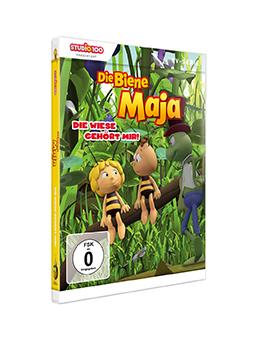 Die Biene Maja 2 - Gewinnspiel-Rezension- DIE BIENE MAJA DVD 19 und 20