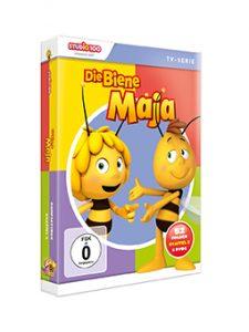 Die Biene Maja 3 225x300 - Gewinnspiel-Rezension- DIE BIENE MAJA DVD 19 und 20