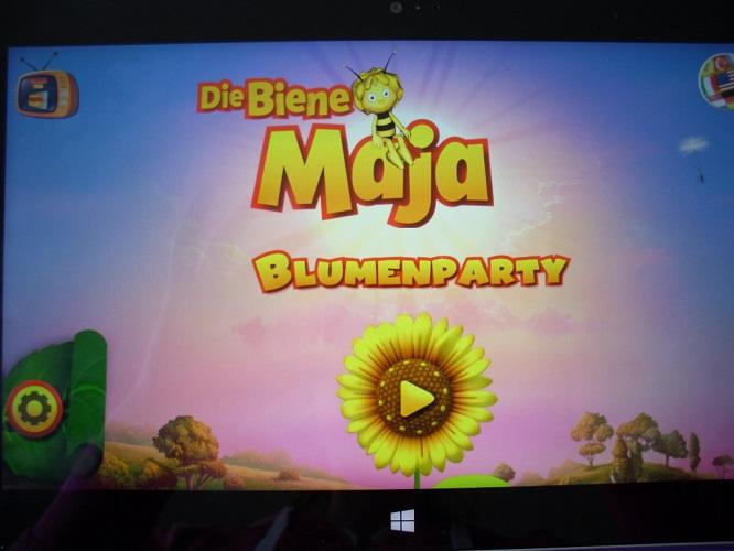 Die Biene Maja Blumenparty (2)