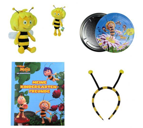 Gewinnspiel Die Biene Maja Die Honigspiele Auf Dvd Familos