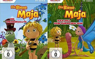 Die Biene Maja Die Wiesenrally Max will kein Würmchen sein 400x250 - Gewinnspiel: Die Biene Maja