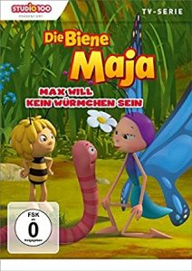 Die Biene Maja Max will kein Würmchen sein 315x445 212x300 - Gewinnspiel: Die Biene Maja