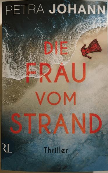 """""""Die Frau vom Strand"""" von Petra Johann"""
