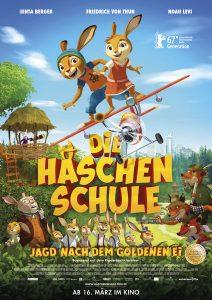 Die Häschenschule Jagd nach dem goldenen Ei 7 212x300 - Gewinnspiel: Die Häschenschule- Jagd nach dem goldenen Ei