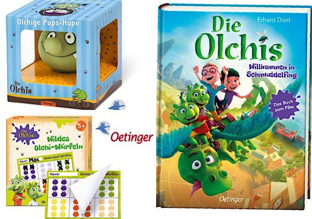 Gewinnspiel: DIE OLCHIS – WILLKOMMEN IN SCHMUDDELFING