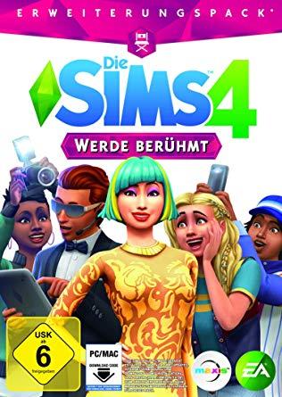 Die Sims 4 Werde berühmt 1 - Gewinnspiel: Die Sims 4 Werde berühmt