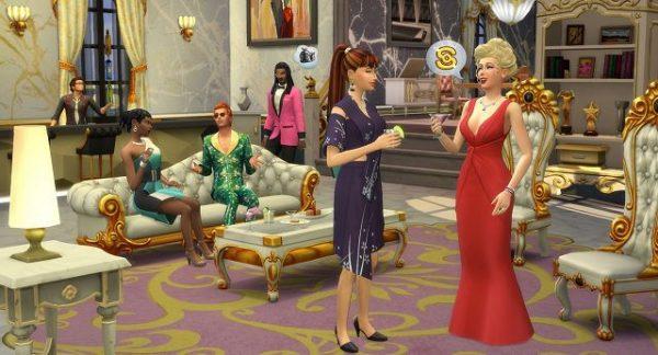 Die Sims 4 Werde berühmt 2 600x324 - Gewinnspiel: Die Sims 4 Werde berühmt