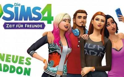 Die Sims 4 Zeit für Freunde 2 400x250 - Produkttest: Die Sims 4: Zeit für Freunde