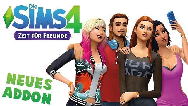 Die Sims 4 Zeit für Freunde 2 - Produkttest: Die Sims 4: Zeit für Freunde