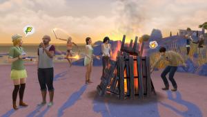 Die Sims 4 Zeit für Freunde (2)