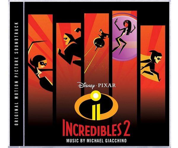 Die Unglaublichen 2 – Original Filmsoundtrack