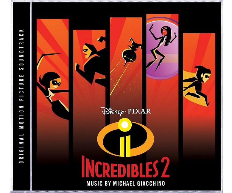 Gewinnspiel: Die Unglaublichen 2 – Original Filmsoundtrack