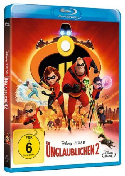 Die Unglaublichen 2 Blu ray 426x600 - Gewinnspiel: DIE UNGLAUBLICHEN 2