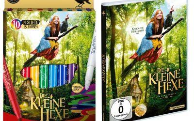 Die kleine Hexe DVD Gewinnspiel