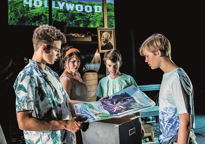 DieDreiFragezeichen c actorsphotography - Das Junge Capitol Theater geht an den Start!