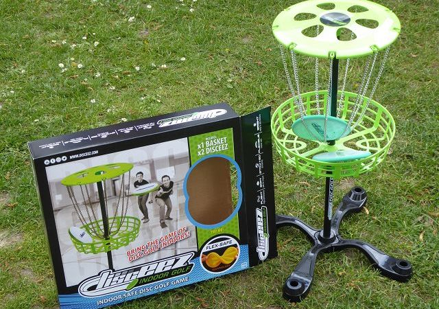 Produkttest: Disceez Indoor Golf von Invento