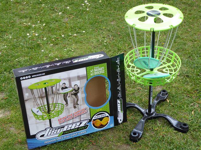 Produkttest: Disceez Indoor Golf von Invento