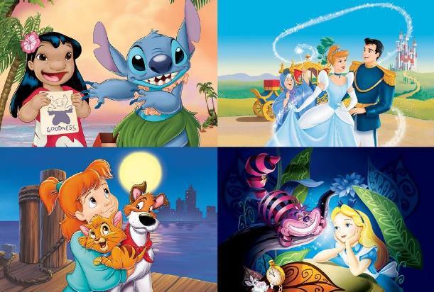 Disney Channel Gewinnspiel