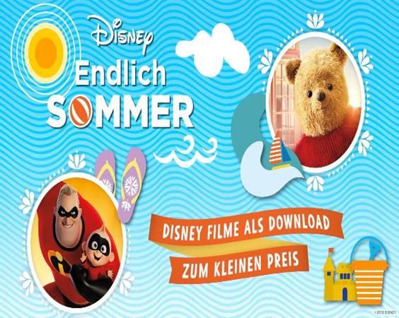 Disney Endlich Sommer - Gewinnspiel: Disney - Endlich Sommer!