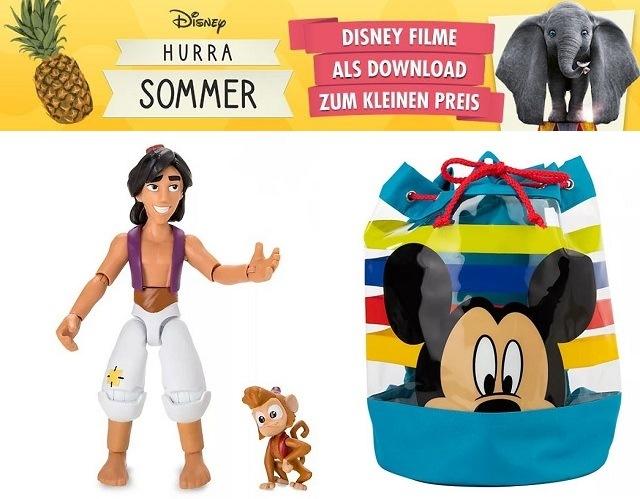 Gewinnspiel: Disney Hurra Sommer!