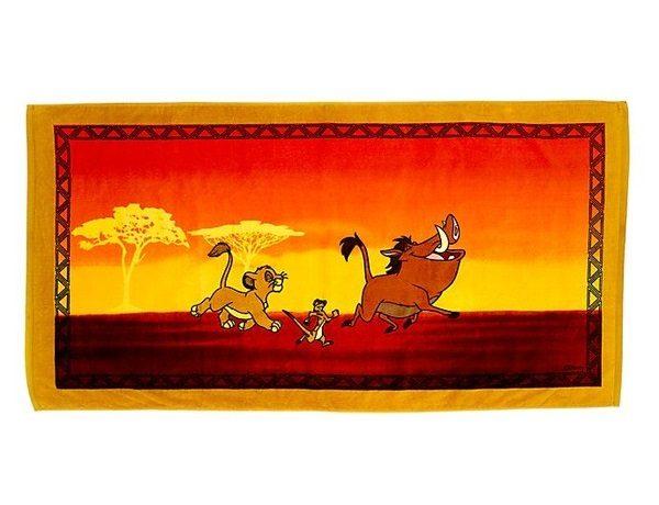 Disney König der Löwen Handtuch