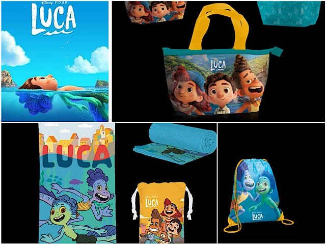 Gewinnspiel: Disney•Pixars LUCA