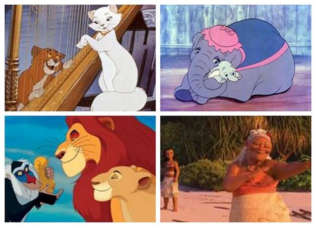 Mama ist die Beste! Berühmte Mütter aus Disney Filmen