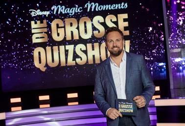 Disney Magic Moments – Die große Quizshow 2 3 - Gewinnspiel: Disney Magic Moments – Die große Quizshow
