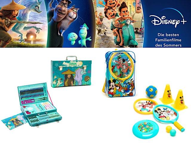 Disney+ Sommer Gewinnspiel