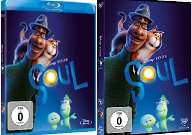 Gewinnspiel: Disney Film Soul auf DVD