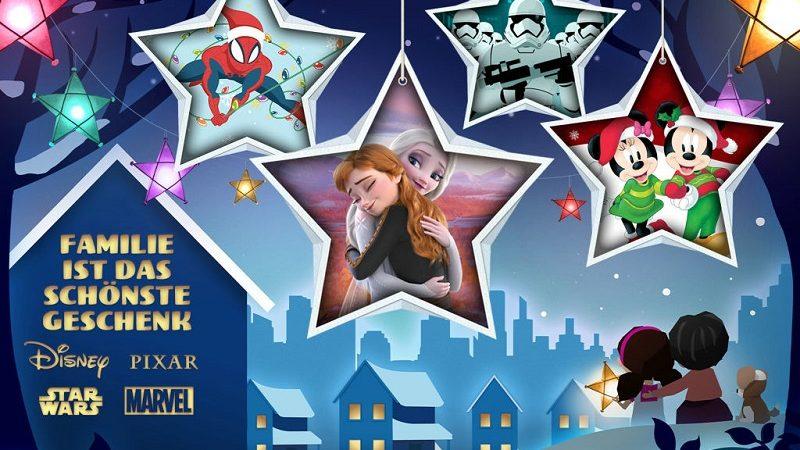 Gewinnspiel – Weihnachten mit Disney