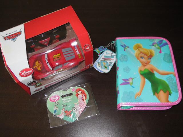 Disneystore Testbericht 1 - wunderschöne Disney Artikel vom Disney Store