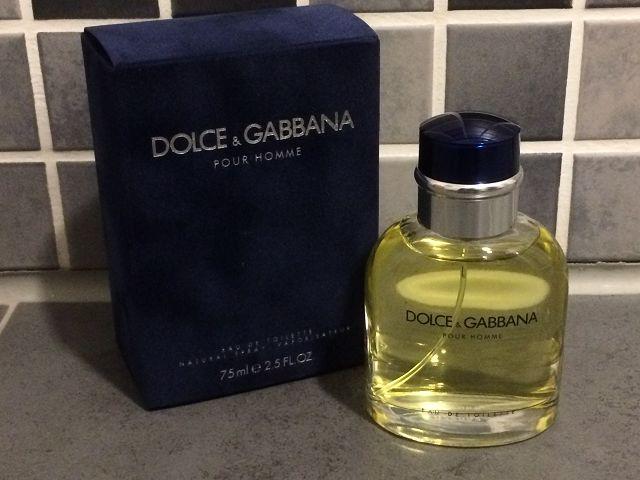 Produkttest: Dolce & Gabbana pour Homme von Parfum.de