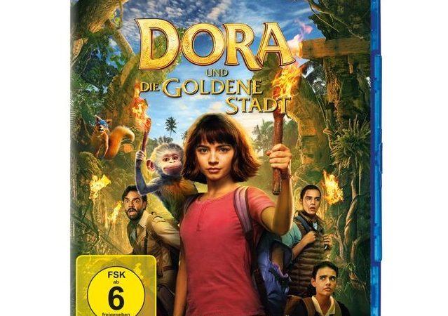 Gewinnspiel: Dora und die goldene Stadt