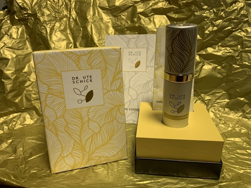 Produkttest-Dr. Ute Schick Kosmetik
