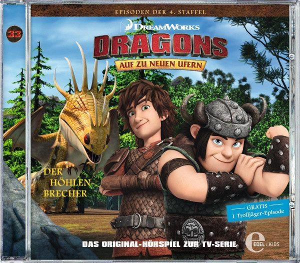 Dragons - Folge 33 - Der Höhlenbrecher