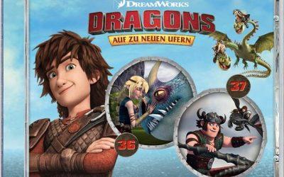 Dragons Folge 36 + 37