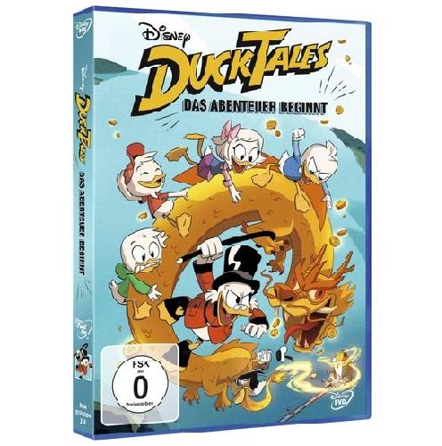 Gewinnspiel: Ducktales Staffel 2