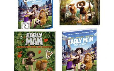 EARLY MAN auf DVD und Blu-ray