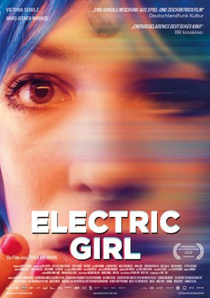 ELECTRIC GIRL Filmplakat